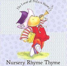 Various Artists : Land of Milk & Honey: Nursery Rhyme Thym CD