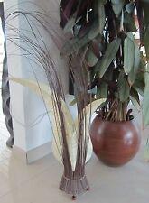 "Design Stehleuchte 50cm ""Bunga-Cream"" Stehlampe Lampen ""Top Design"" 4462"