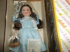 Effanbee Judy Garland as Dorothy in The Wizard of Oz Doll 1984