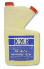 CONQUER Pesticide Fleas Ticks Roaches Pest Control Insecticide Pint