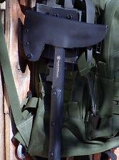 Smith & Wesson E&E Hawk Sheath - Black Kydex/Malice Clip Suspension