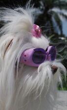 Doggles ILS2 Dog Sunglasses Lilac Frame/Purple Lens Size SMALL NEW!