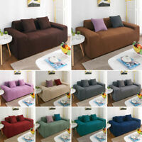 Waterproof Sofa Cover 1-4Seater Couch Covers Recliner Lounge Protector Slipcover