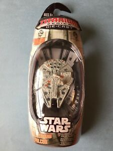 Mist Hunter Die-cast star wars MICRO-mécanique GALOOB Comme neuf dans emballage scellé 2009 New Titane RARE