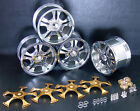 Spinner+Wheel Fit E T-maxx 1.5 25 .21 Savage 21Revo Genuin Tire