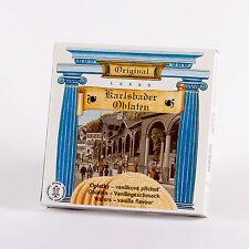 Karlsbader Oblaten mit Vanillegeschmack (10 x 150 g)