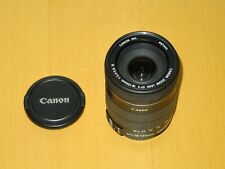 Canon EF-S 18-135mm f/3.5-5.6 IS Image Stabilizer Lens