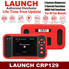 LAUNCH X431 Car OBD2 Scanner Auto Diagnostic Tool OBD Code Reader Engine ABS SRS