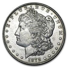 1878-S Morgan Dollar AU - SKU #9436