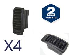 4 x Renault Trafic / Vauxhall Vivaro Dash Air Vents