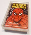 Vintage Marvel Super Heroes Card Game 1977 Top Trumps Style - Rare & Complete
