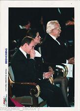 Photo originale Monaco Princesse Caroline , Prince Albert et SAS Rainier (099 )