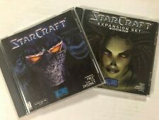 StarCraft Games, User Manuals, Strategy Guides, StarCraft and Brood War