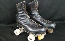 Vintage Riedell Douglass Snyder Super Deluxe Custom Roller Skates - size 7