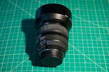 Nikon NIKKOR 85mm f/1.4 D AF Lens - Black