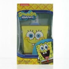 SPONGEBOB SQUAREPANTS by Nickelodeon 3.4 OZ EAU DE TOILETTE  SPRAY NEW in Box