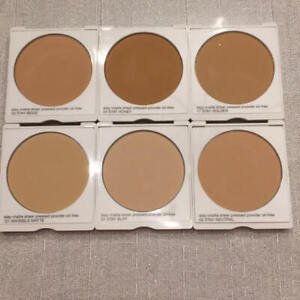 New Clinique Stay-Matte Sheer Pressed Powder Full Size Refill -Choose Your Shade