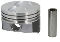 "Sealed Power Eng. Piston - Flat with 4 Valve Reliefs 4.030"" Bore H345DCP30"