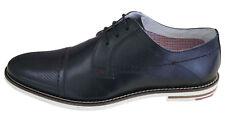 Herrenschuhe Schwarz Leder in Herren Business Schuhe günstig