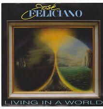 "7"" Jose Feliciano Living in a world/Love is not a era EMI 80`s"