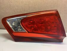 2009 - 2013 LEXUS IS250 IS350 INNER TAIL LIGHT LEFT DRIVER SIDE LH OEM GRADE A+
