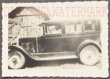 Vintage Car Photo 1927 1928 Chevrolet Chevy Automobile 693862