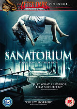 Sanatorium (DVD) (NEW AND SEALED)