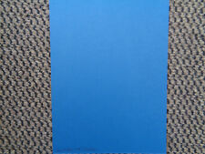 DARK BLUE WOVE 10 SHEETS A4 DOUBLE SIDED CARD 320 GSM
