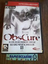 OBSCURE PC DVD-ROM PAL EN BOITE