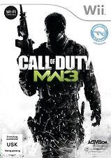 Nintendo Wii Spiel ****** Call of Duty 8: Modern Warfare 3 COD 8 *****NEU*NEW*18