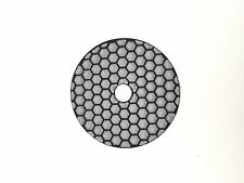 100mm K400 Diamant Meule Abrasive Chamois Sec Béton M14 Blocs de Ponçage