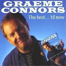 GRAEME CONNORS THE BEST...'TIL NOW CD NEW