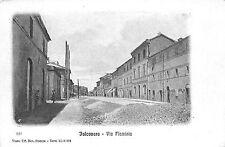 4997) FALCONARA (ANCONA) VIA FLAMINIA.