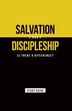 "Gospel Tracts ""Salvation and Discipleship"" (Pk of 20) FREE SHIPPING"