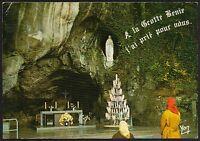 AD3994 France - Lourdes - La Grotte Miraculeuse