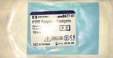 Covidien PTFE Polymer Pledgets 7mm X 3mm X 1.5mm-6/pk