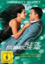 Auf die stürmische Art - Sandra Bullock - Ben Affleck - DVD OVP NEU