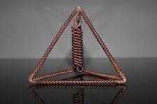 Tensor tetraedro Vortex Generador harmoniser frecuencia Antena Orgón De Energía