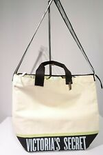 "Victoria's Secret ""2-in-1"" Canvas Tote & Thermo-Cooler Bag / Brand New with Tag"