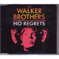 Walker Brothers No regrets (plus Scott Walker: 'Boy child', 'Montagu.. [Maxi-CD]