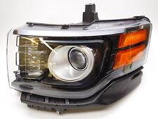 New OEM Left Black Xenon Head Lamp Ba8Z13008B Ford Flex Perfect Comes Complete