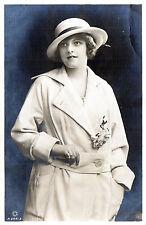 Old Original Postcard - Miss Constance Worth - Australian Actress (RP)