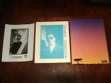Ultra Rare Southside Johhny & The Asbury Jukes 1988 Cypress Records Press Kit