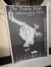 THE TEDDY BOYS 60th ANNIVERSARY MAGAZINE VOL 5, 32 PAGES, About 50 PHOTOS