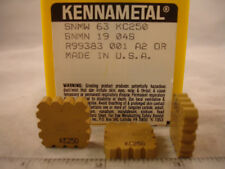 SNMW 63 KC250 KENNAMETAL Carbide Threading Inserts (5pcs) 1372