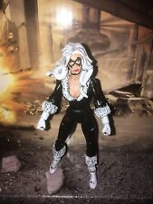 Marvel UNIVERSO Leggende Infinita Custom Black Cat Spider-Man Avengers 3.75""