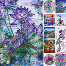 5D DIY Diamond Painting Full Drill Embroidery Cross Stitch Kits Art SpecialShape