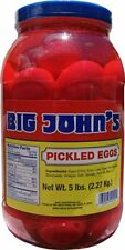 Big John's Pickled Eggs - Gallon