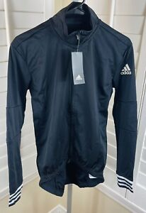 Adidas Adistar Over Long Sleeve Black Cycling Jersey, CW7727, Men's M, NWT $225