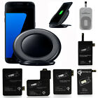 QI Wireless Charging Charger Pad Mat For Samsung Galaxy S3 S4 S5 Note 3 4 iPhone